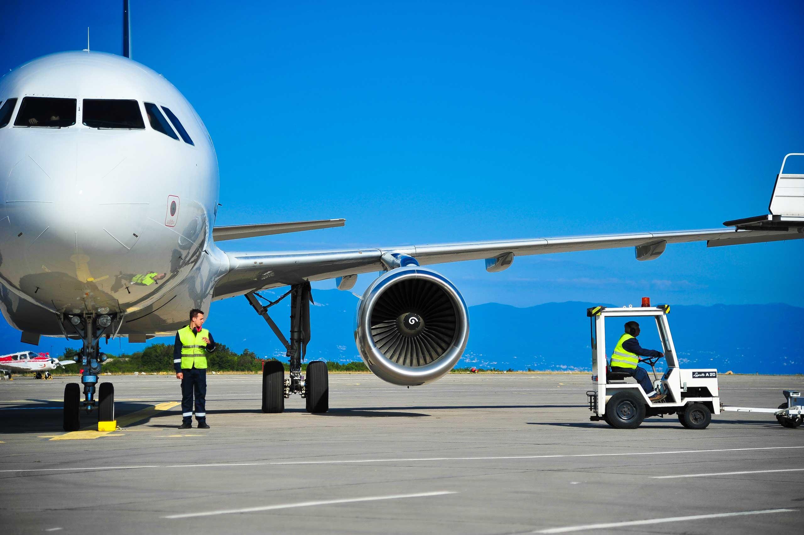 Reliable and Secure Services - Airport Rijeka