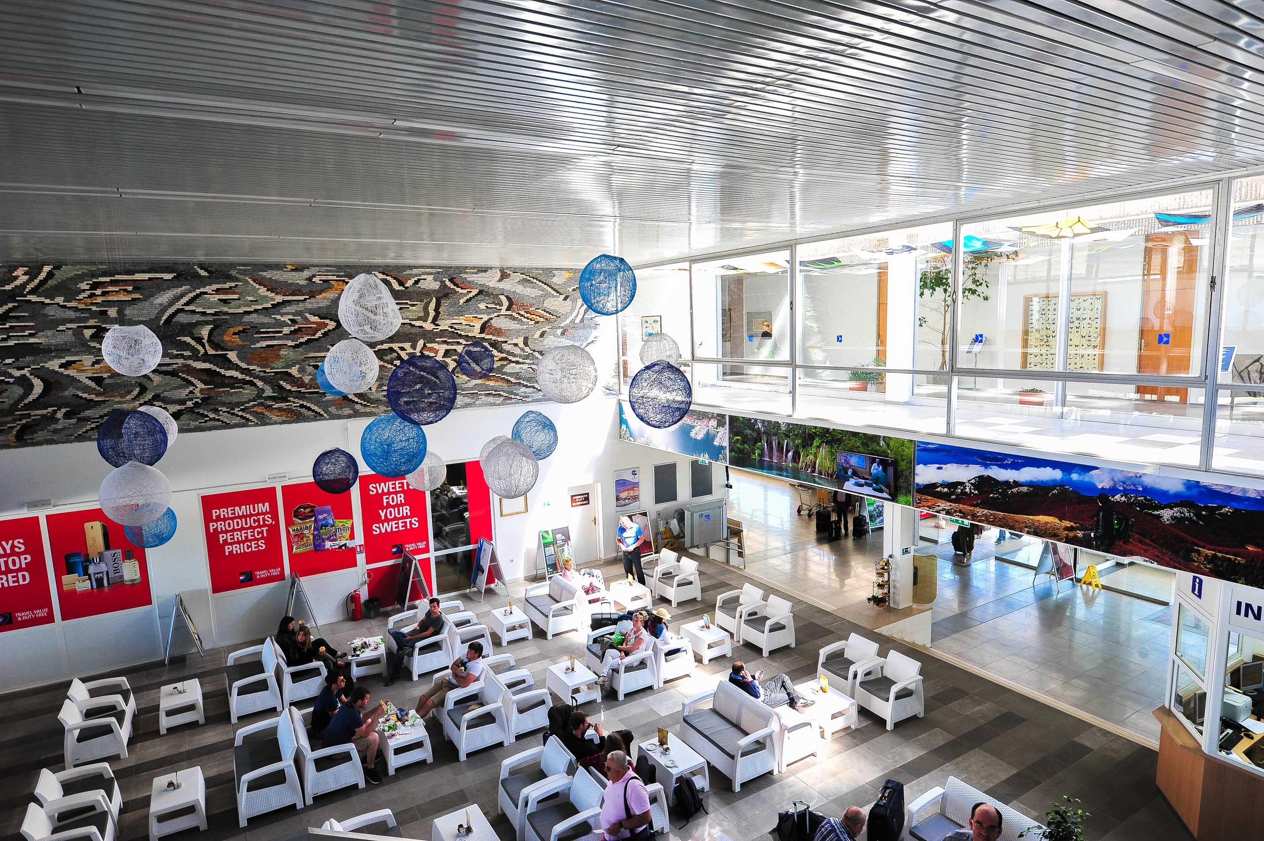 Kroatien - Kvarner - Rijeka Flughafen