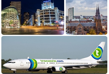 Dutch low-cost airline, Transavia, arrives to Rijeka airport!