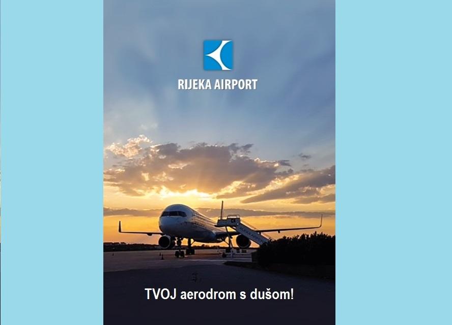 Zračna luka Rijeka pokreće marketinšku kampanju