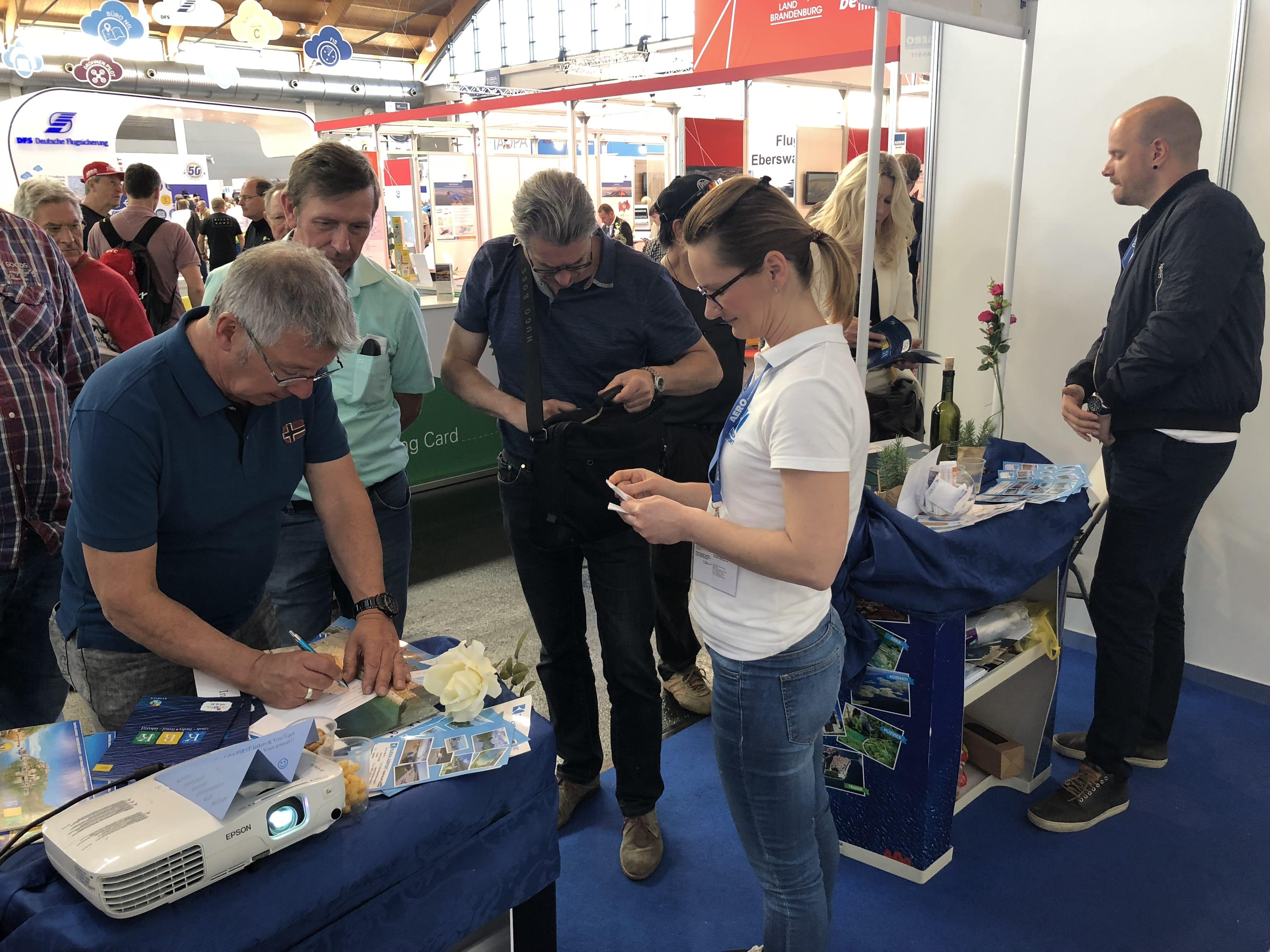 Zračna luka Rijeka prisustvovala na AERO EXPO 2018