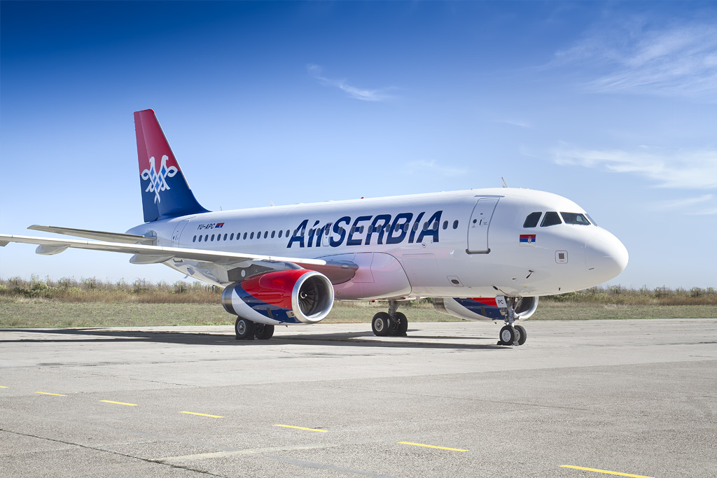 Forth new airline confirmed for Rijeka Airport in 2019:Air Serbia!