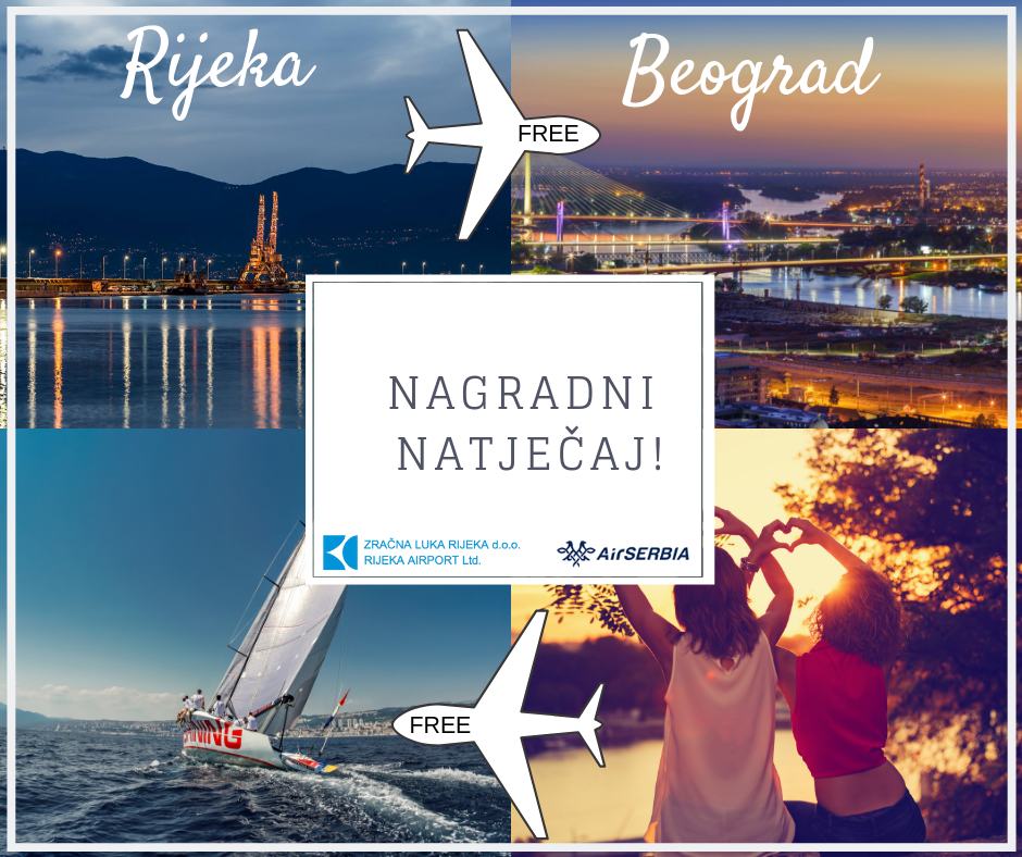 New prize contest in cooperation with Air Serbia
